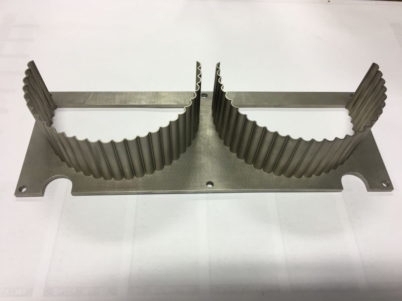 Precision Wire Cutting - Pastry Cutters